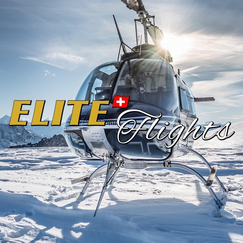 Logo zu Elite Flights - Helikopterflug der Extraklasse