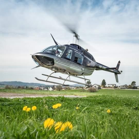 Vorschaubild zu Elite Flights - Helikopterflug der Extraklasse