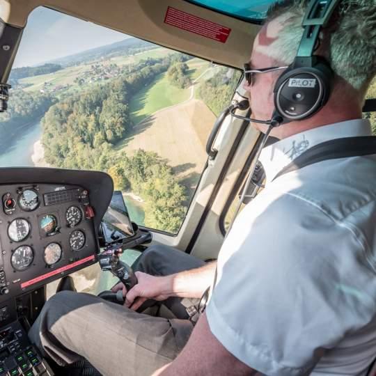 Elite Flights - Helikopterflug der Extraklasse  10