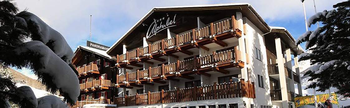 Swiss Family Hotel Alphubel - Ferienspass in Saas-Fee 1