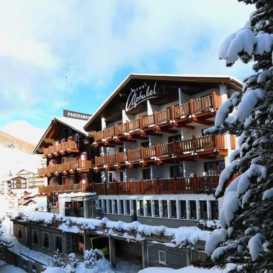 Vorschaubild zu Swiss Family Hotel Alphubel - Ferienspass in Saas-Fee
