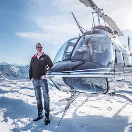 Helikopterflug Zentralschweiz 10