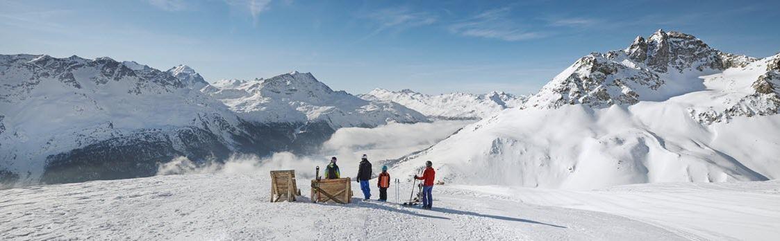 Snow-Deal - Profitieren Sie jetzt von zwei Skipass Angeboten im Engadin