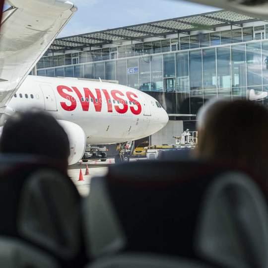 Vorschaubild zu Ausflugsziel Flughafen Zürich