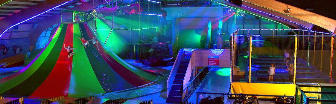BEO-Funpark lädt zur BEO-Night-Party ein - Spass für die ganze Familie