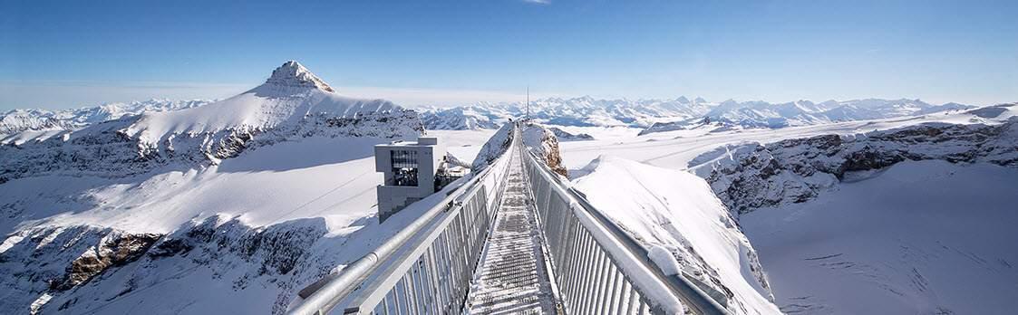 Glacier 3000 - Winter 1