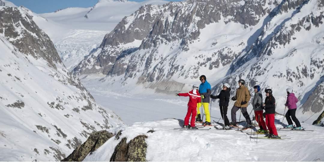 Sportferien-Zeit: die Aletsch Arena präsentiert 3 Winter-News-Tipps