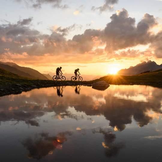 Vorschaubild zu St. Anton am Arlberg - Bergsport pur für alle