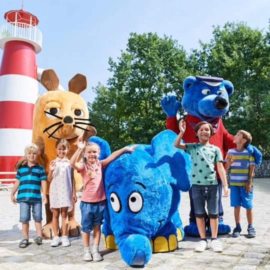 Vorschaubild zu Ravensburger Spieleland Freizeitpark & Feriendorf