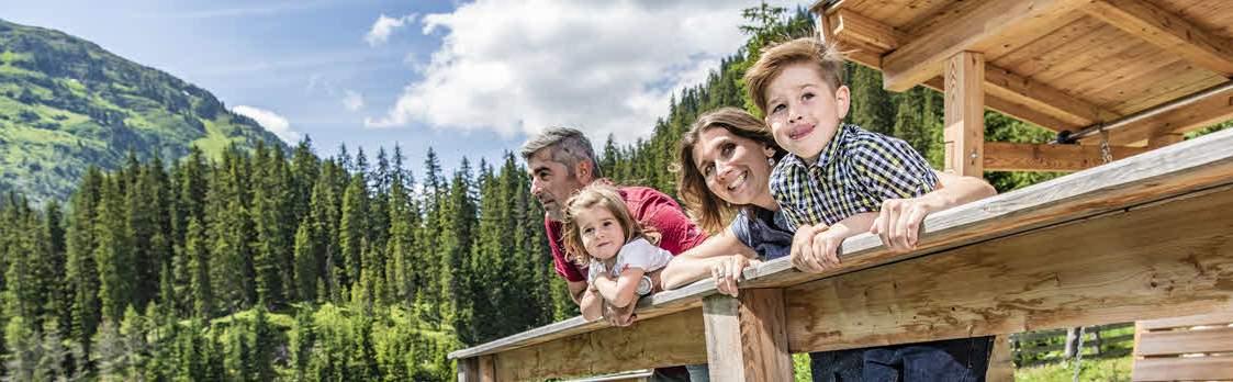 St. Anton am Arlberg – Sommerurlaub mit Kids 1