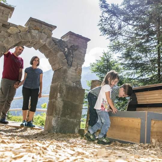 Vorschaubild zu St. Anton am Arlberg – Sommerurlaub mit Kids