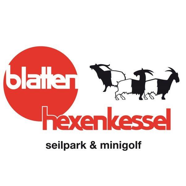 Logo zu Seilpark Blatten
