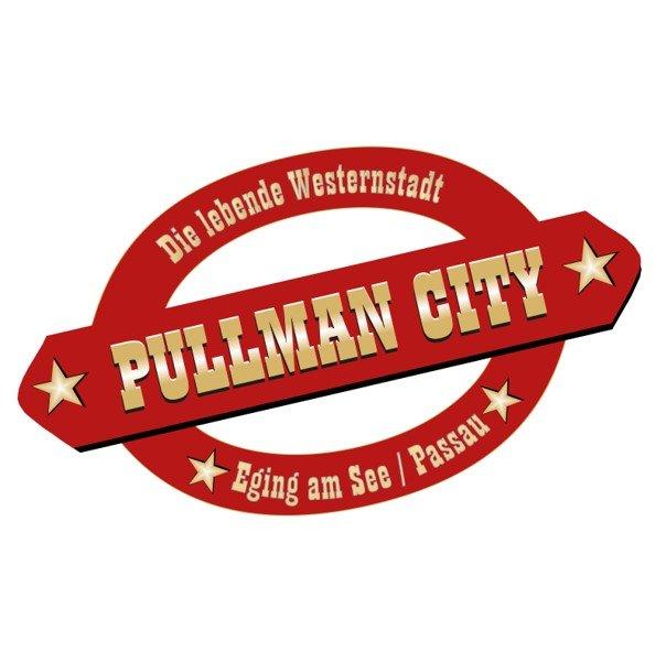Logo zu Pullman City - Freizeitpark mit Westernflair