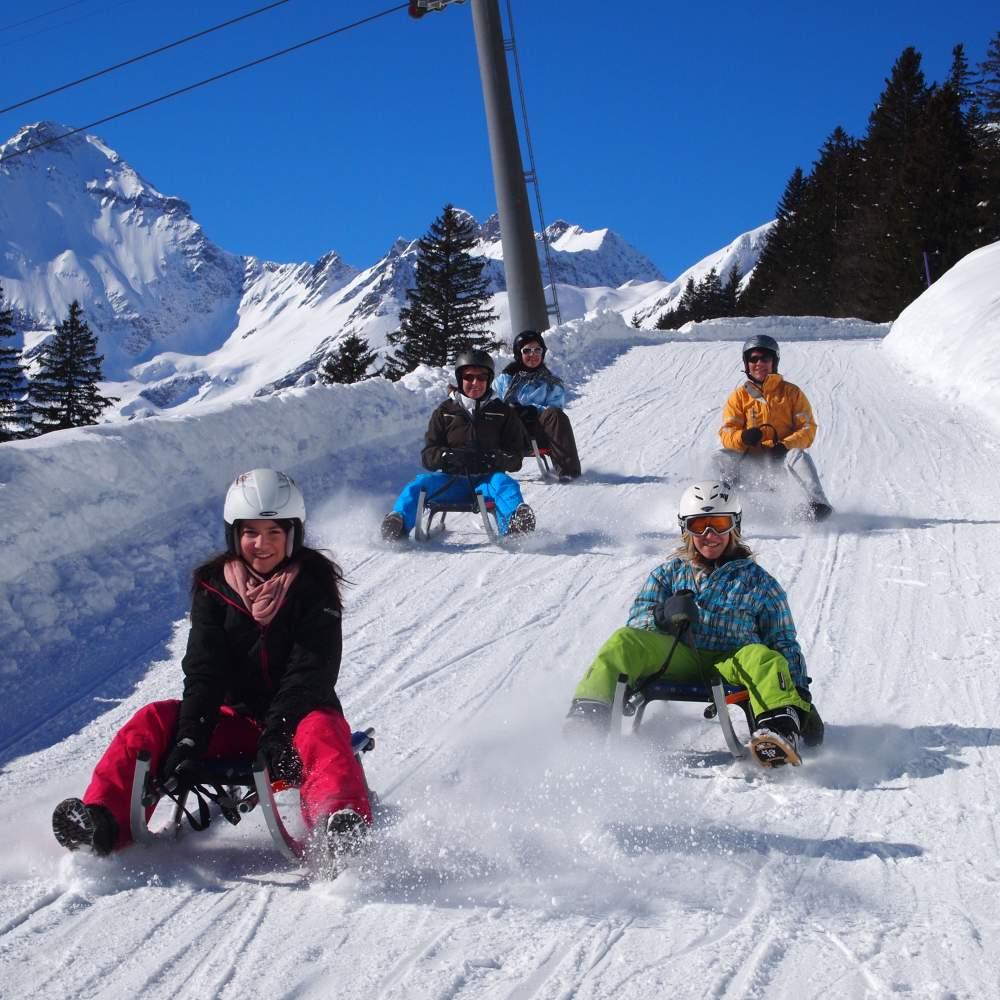 Vorschaubild zu Sportbahnen Elm Winter