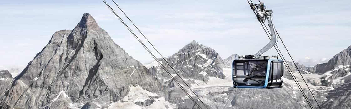 Matterhorn glacier paradise - Zermatt 1