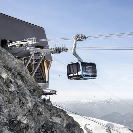 Vorschaubild zu Matterhorn glacier paradise - Zermatt
