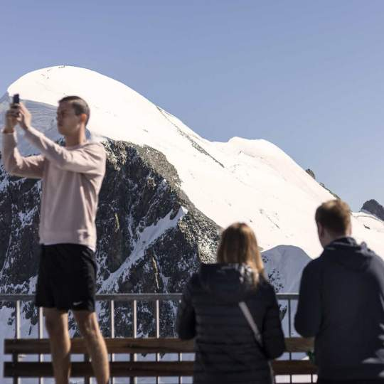 Matterhorn glacier paradise - Zermatt 10