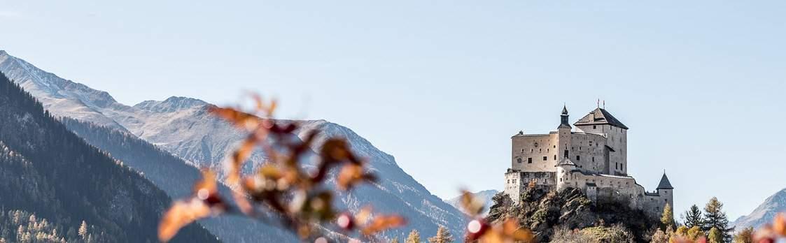 Schloss Tarasp im Unterengadin 1