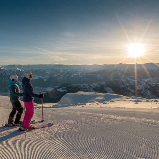 Vorschaubild zu Pizol - Bad Ragaz-Wangs - Winter