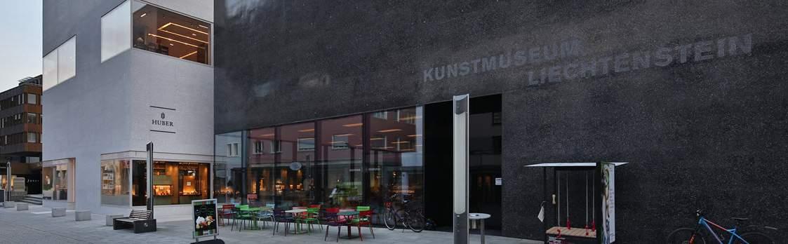 Kunstmuseum Liechtenstein Vaduz 1