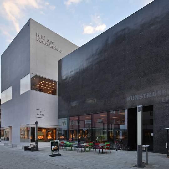 Vorschaubild zu Kunstmuseum Liechtenstein Vaduz