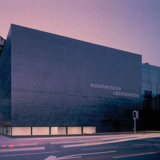 Kunstmuseum Liechtenstein Vaduz 10
