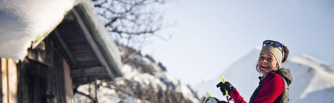 Oberstdorf - Winterurlaub in allen Facetten 1