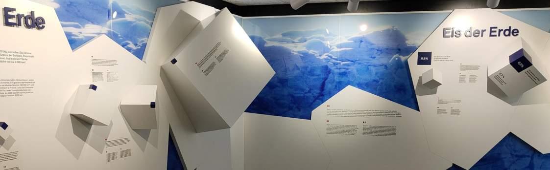 """Neue Erlebniswelt auf dem Gipfel: """"Säntis – die Eiswelt"""""""