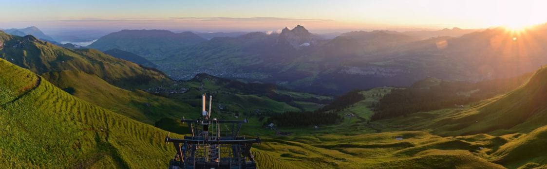 Stoos - die Bergidylle hoch über dem Vierwaldstättersee