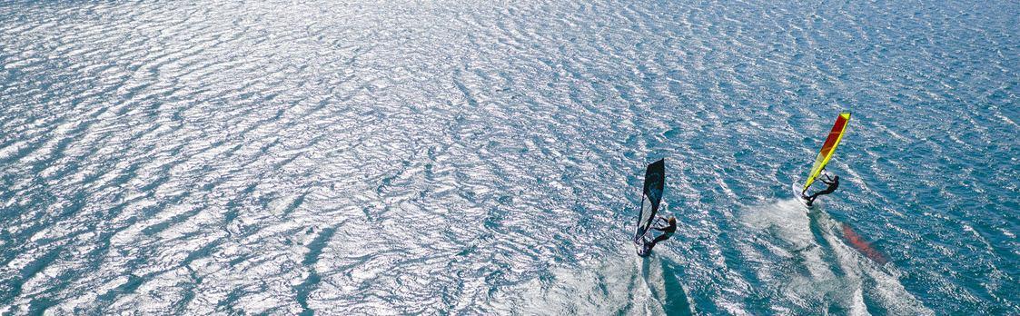 Engadin - Schnupperangebot Wassersport auf 1800 Metern