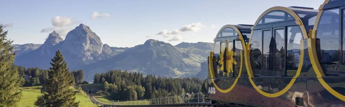 Stoos – Aussichtsparadies mit Weltrekorderlebnis 1