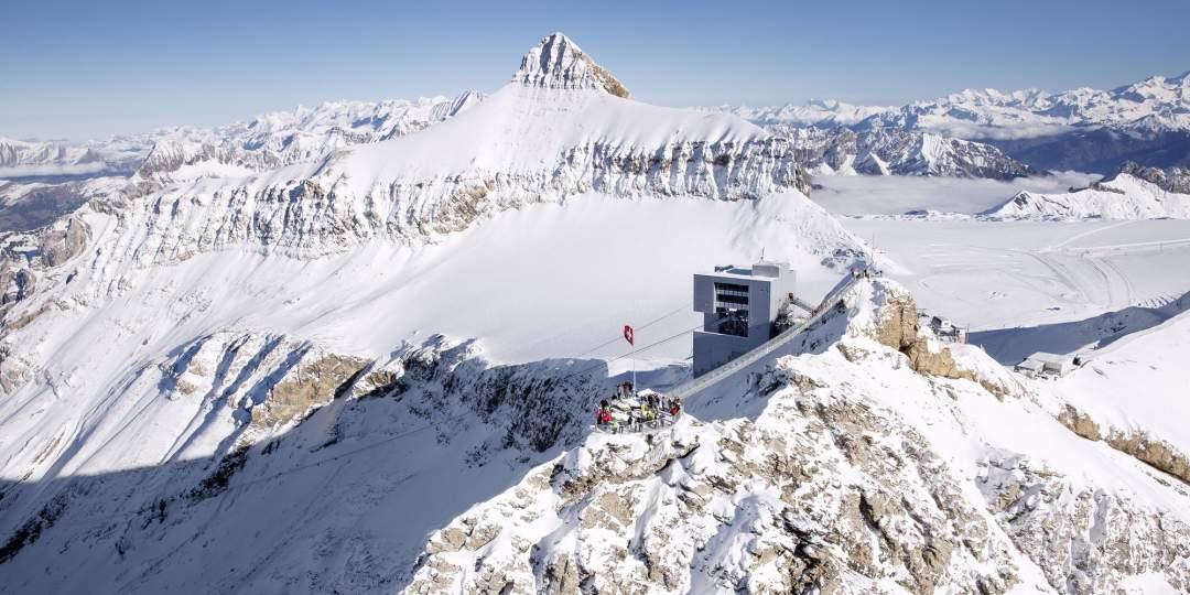 Glacier 3000 - das Ausflugsziel der Superlative
