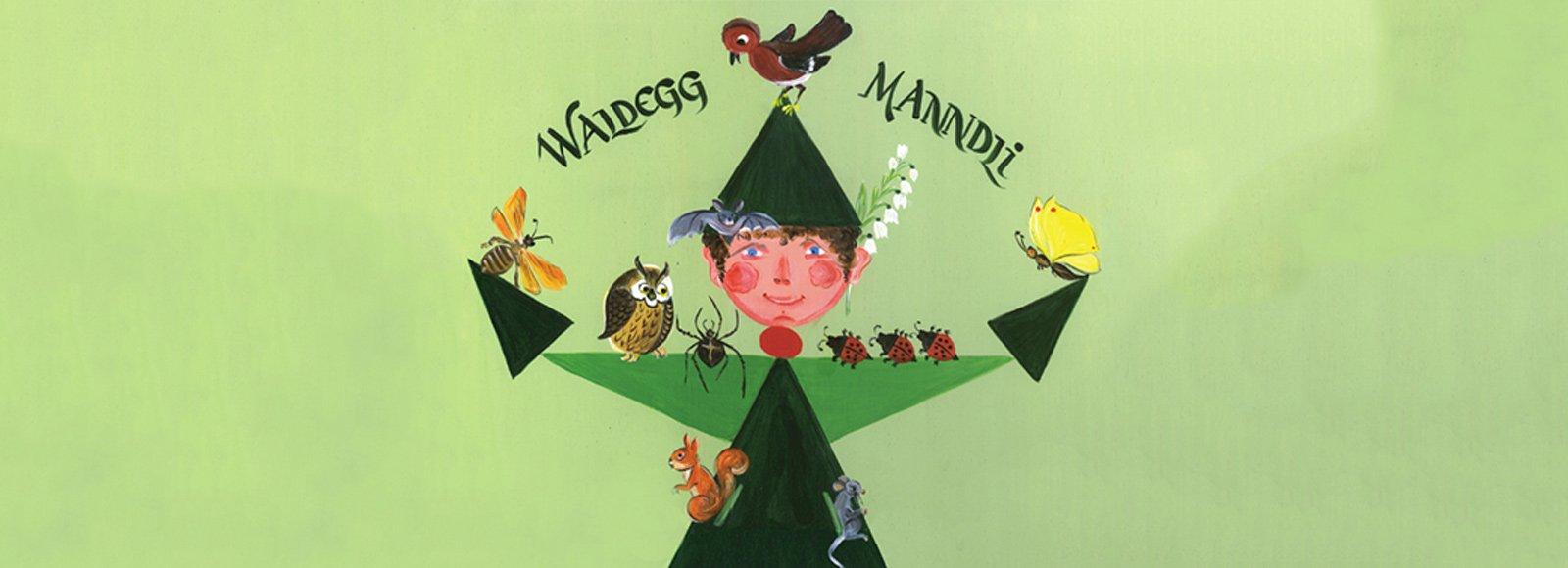 Logo zu Erlebnis Waldegg mit Spielplatz