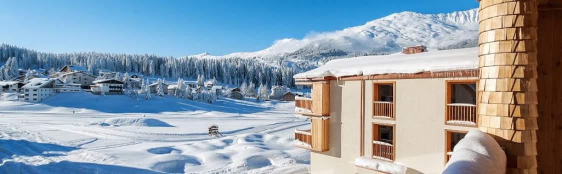 Bestzeit Lifestyle & Sport Hotel***S in Parpan 1