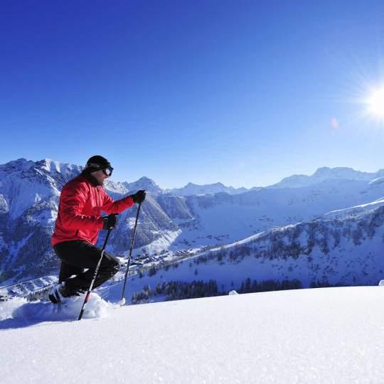 Vorschaubild zu Entspannte Winterferien im Fürstentum