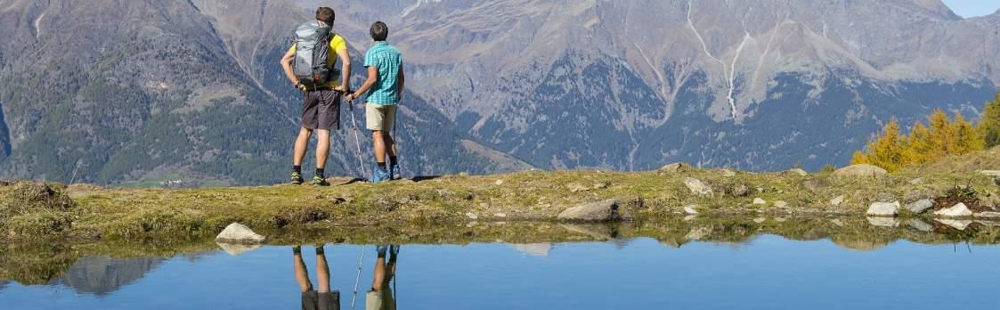 Trekking Naturns 1