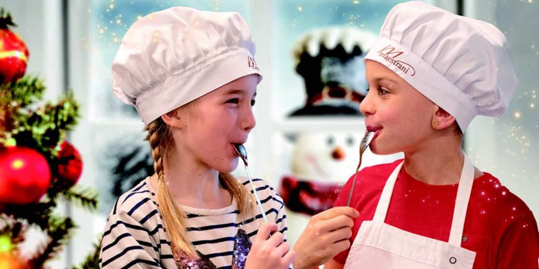 Weihnachten in Maestrani's Chocolarium
