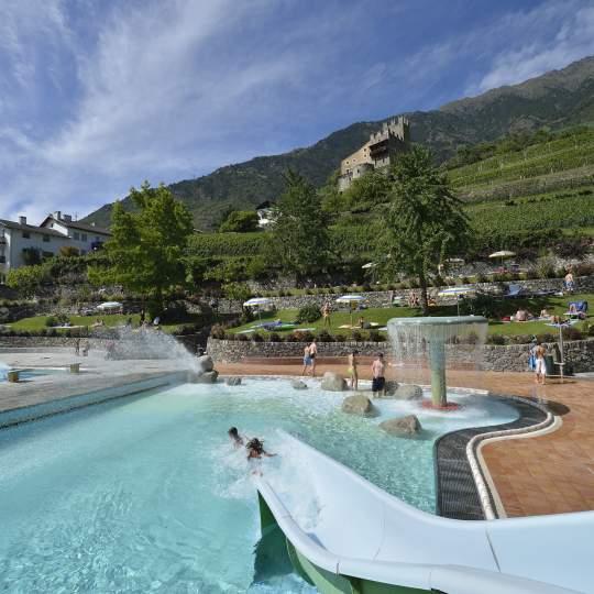 Alpine-Wellness-Ferienort Naturns 10