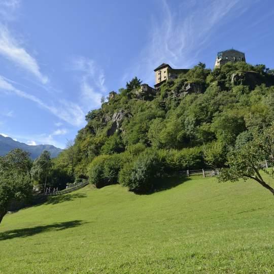 Vorschaubild zu Naturns - Burgen, Schlösser, Kunst & Kultur