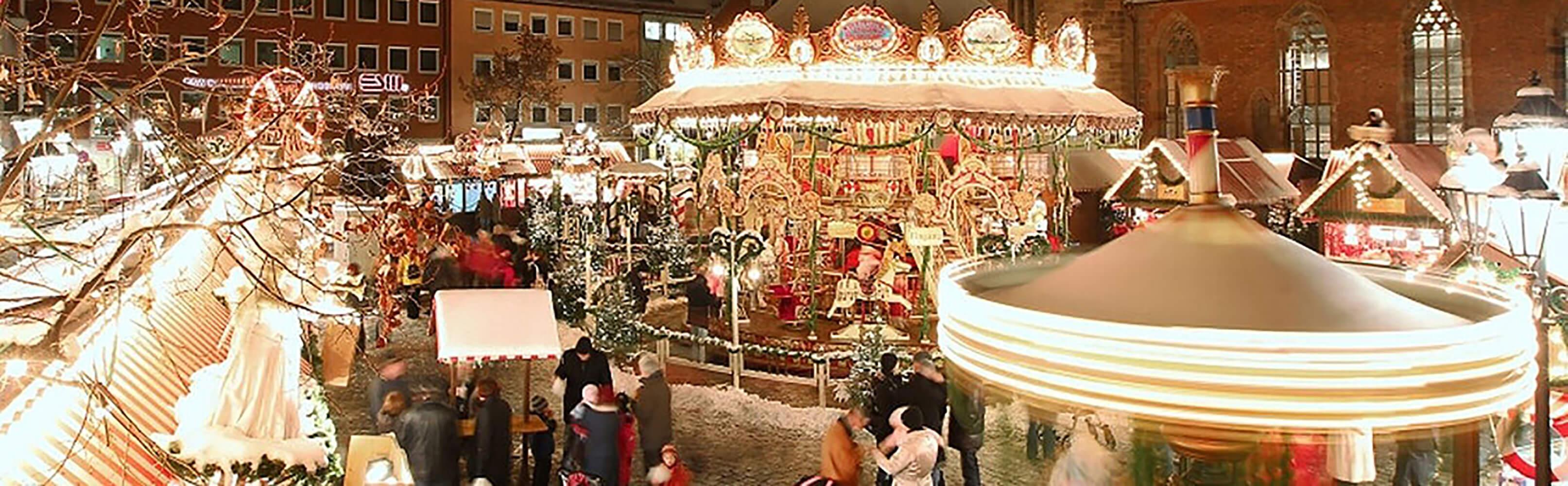 Der Nürnberger Christkindlesmarkt 1