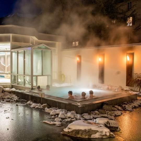 Grindelwald im Winter - Ferien im Hotel Belvedere 10