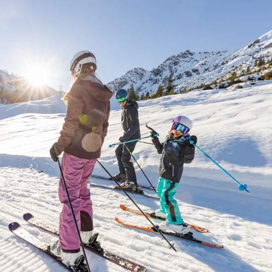 Skigebiet Bergbahnen Brandnertal 10