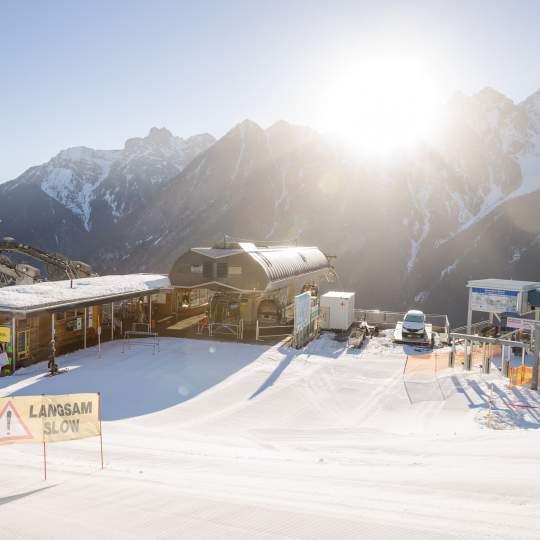 Vorschaubild zu Skigebiet Bergbahnen Brandnertal