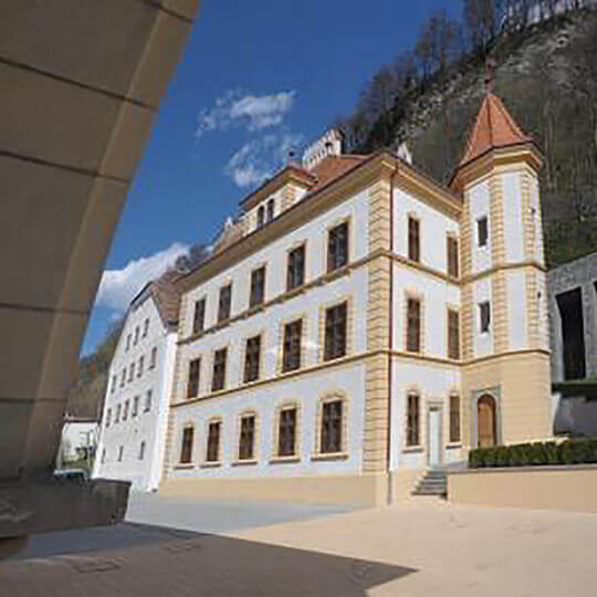 Liechtensteinisches Landesmuseum Vaduz