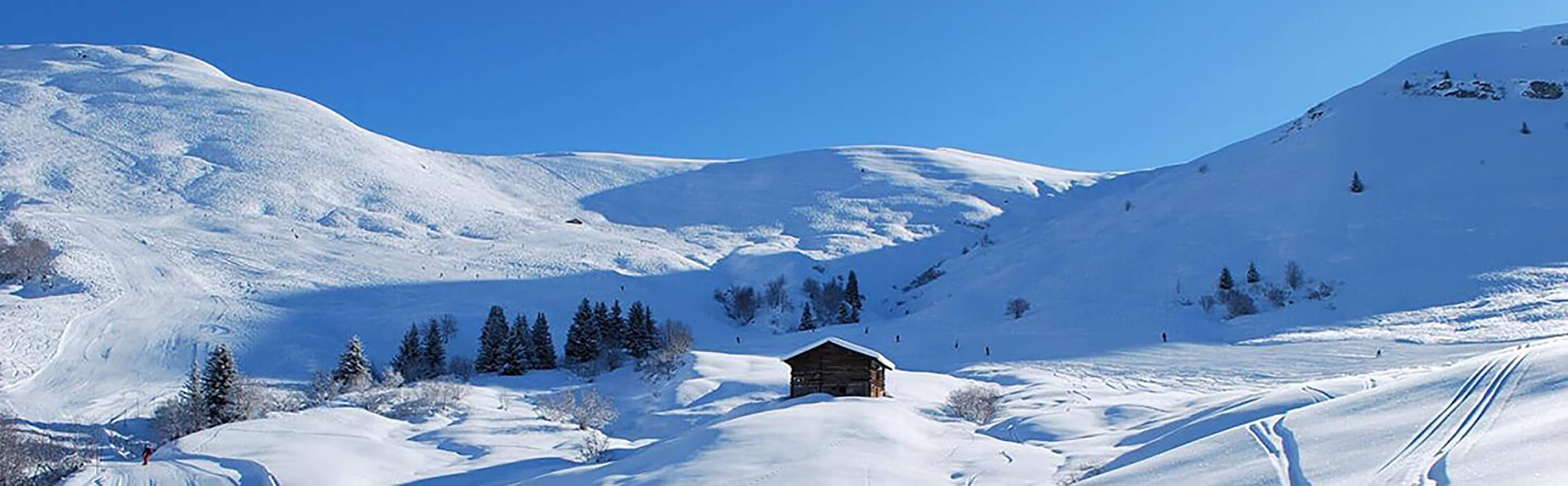 Surselva - die Ferienregion in Graubünden 1