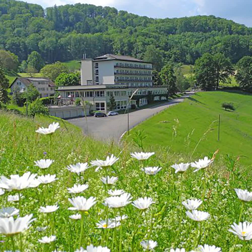 Bad Ramsach Quellhotel: Ferien-, Seminar- und Gesundheitshotel