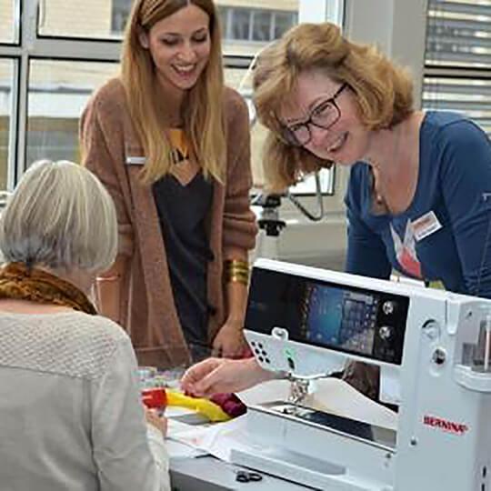 Vorschaubild zu BERNINA Creative Center Steckborn