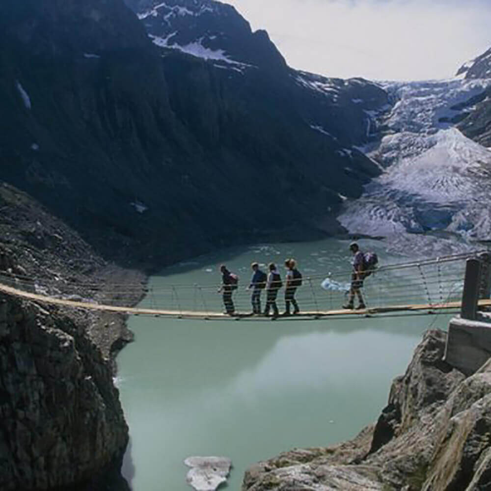 Grimselwelt Triftbrücke