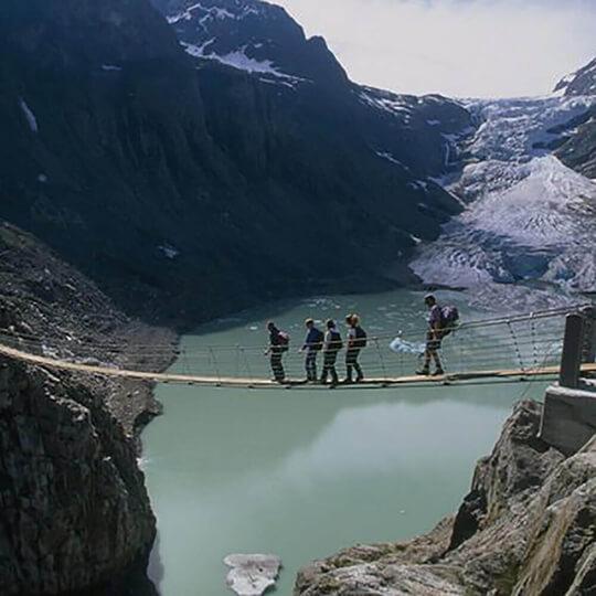 Vorschaubild zu Grimselwelt Triftbrücke