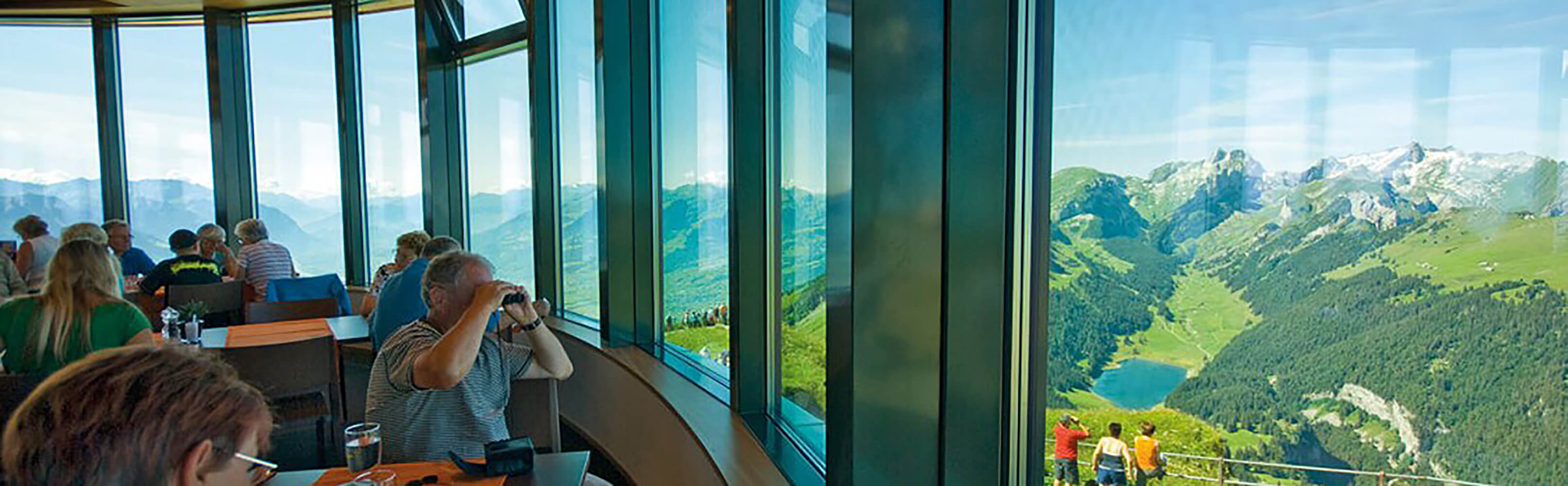 Hoher Kasten - Ostschweizer Aussichtsberg mitten in Europa 1